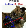 RACING MUZZLE PVC WHIPPET