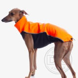 DG OUTDOOR SOFT SHELL TOP NEON ORANGE 2018