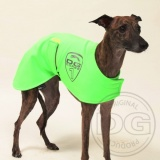 DG RACING WARM UP BLANKET SAFETY GREEN