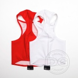 DG SET OF COURSING SHIRTS SET OF 2 PCS RED + WHITE