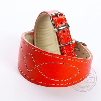 DG Luxury Halsband ORANGE